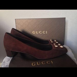New Gucci shoes
